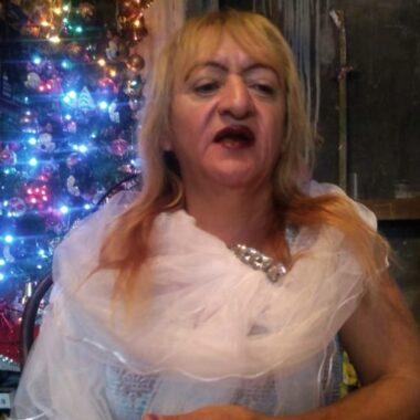 Betina de trabajadora sexual a pepenadora por la pandemia