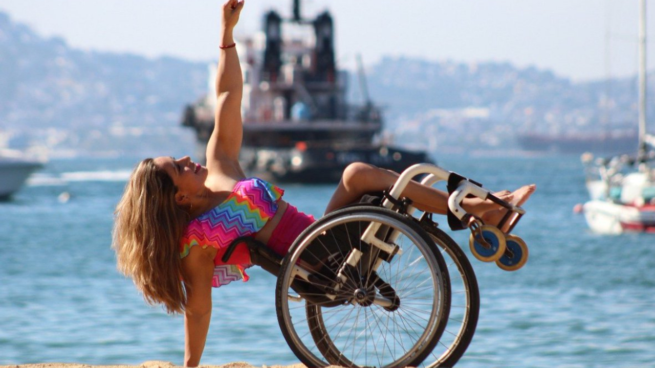 brenda osnaya atleta paralímpica lgbt