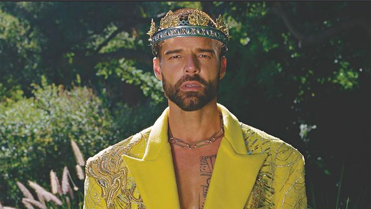 Ricky Martin cantantes latinos gay