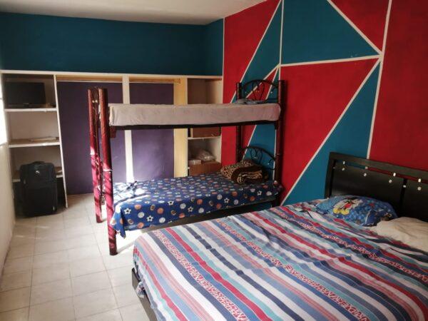 CAVA Aguascalientes dormitorios para personas vih