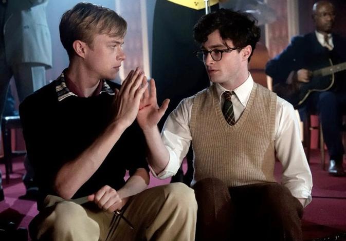 actores personajes LGBT+ Daniel Radcliffe