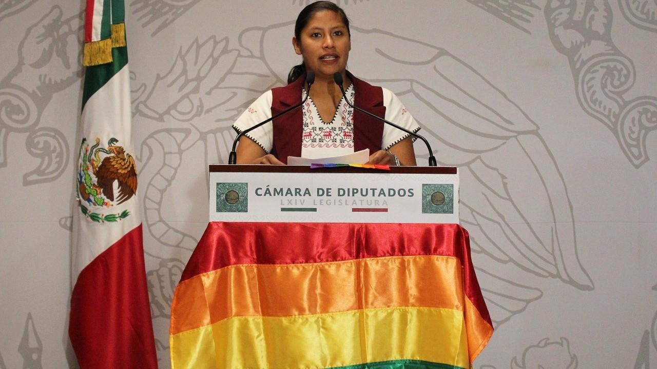 Diputada Celeste Ascencio LGBT