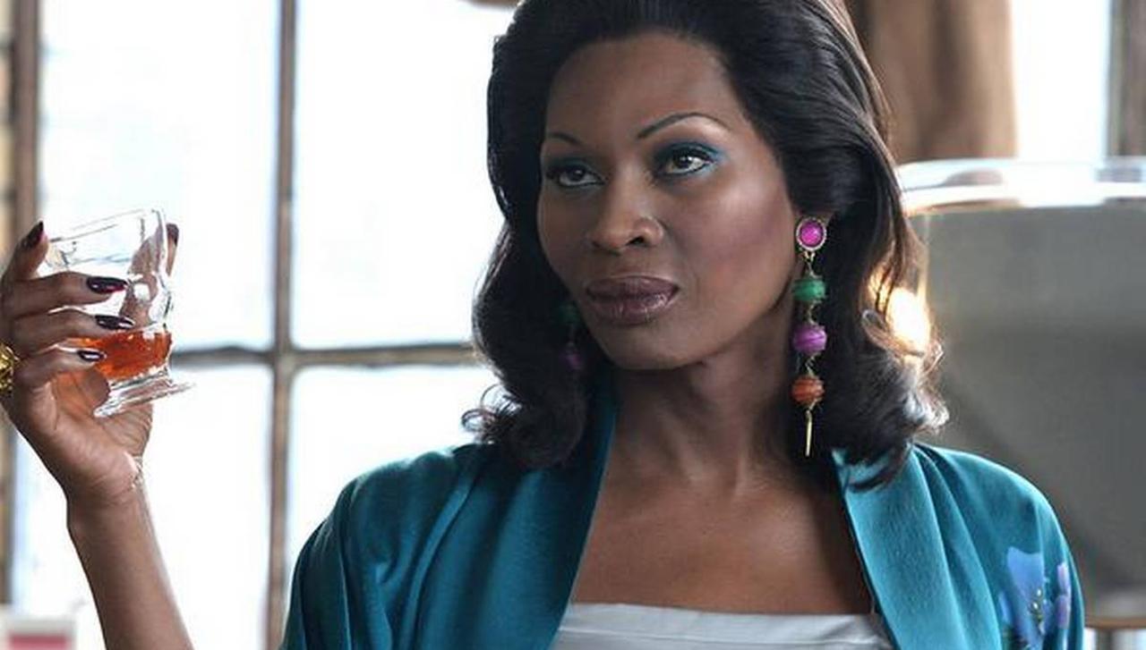 Dominique Jackson actrices pose trans