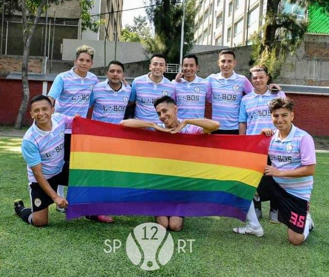 Equipos deportivo LGBT+