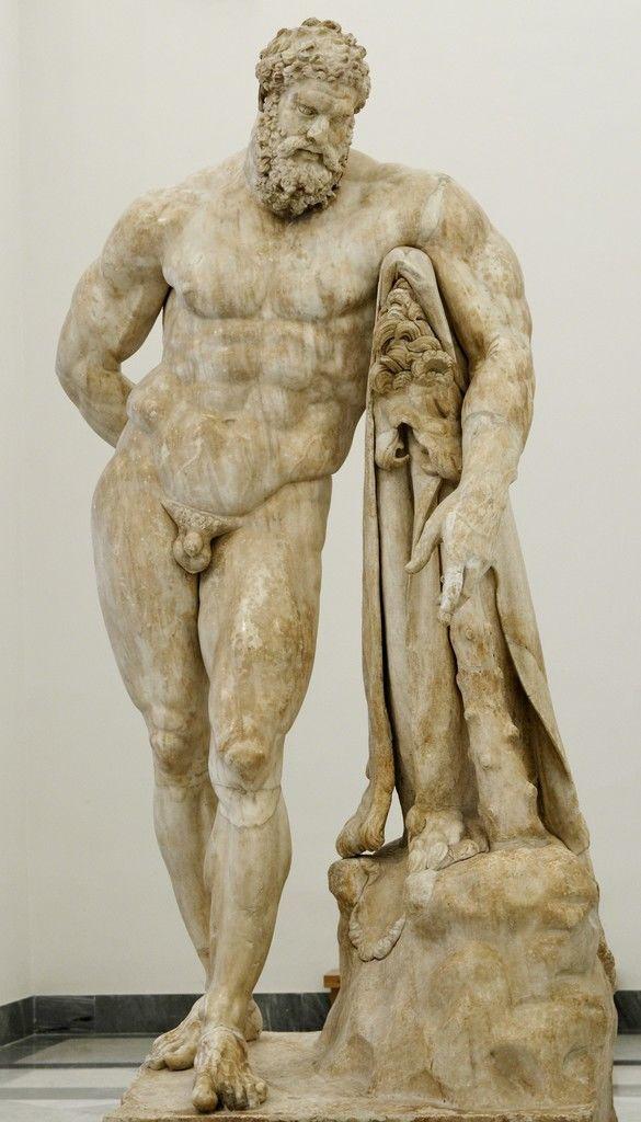 escultura pene chiquito grecia