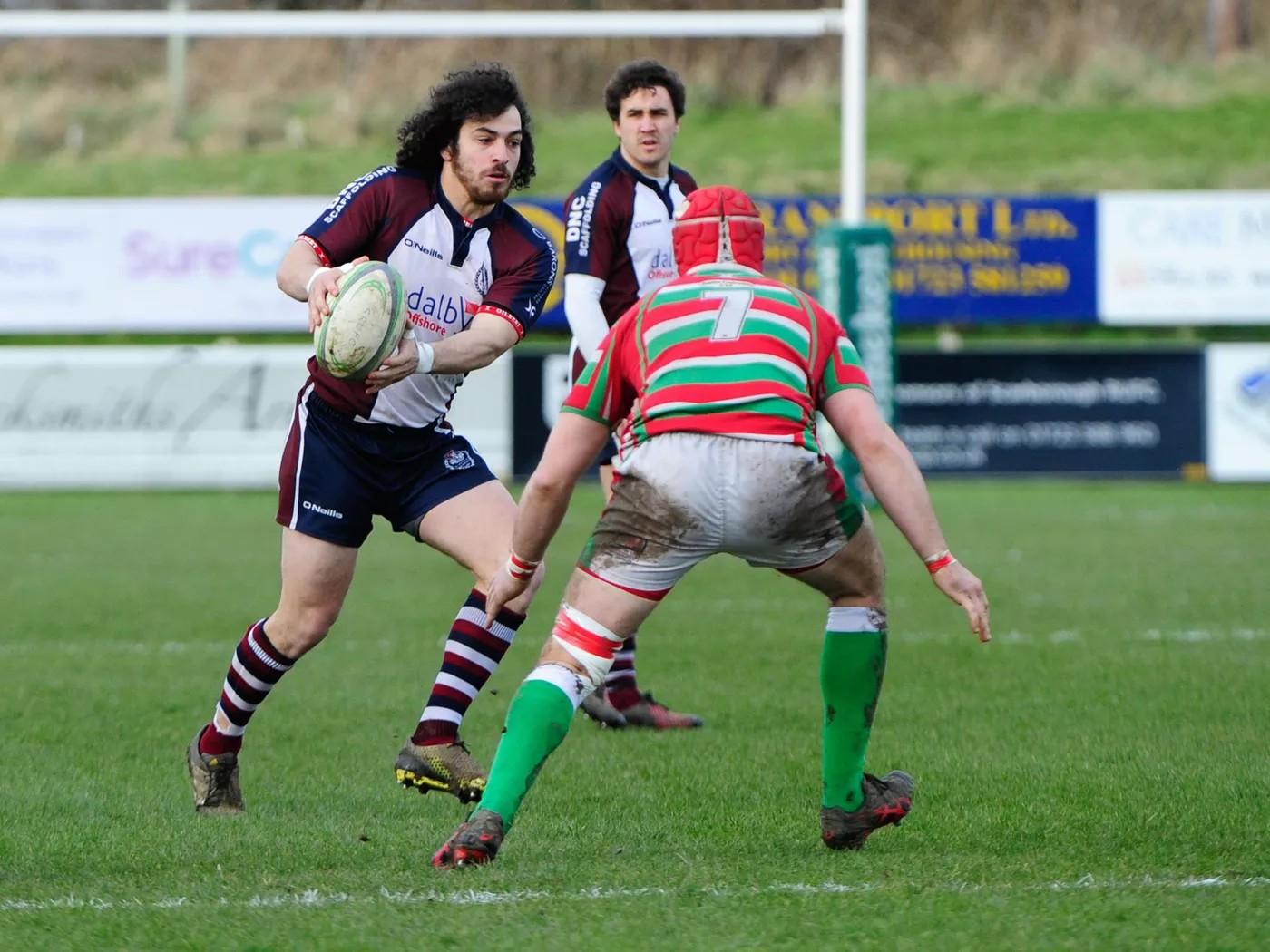 Jugador profesional gay de Rugby