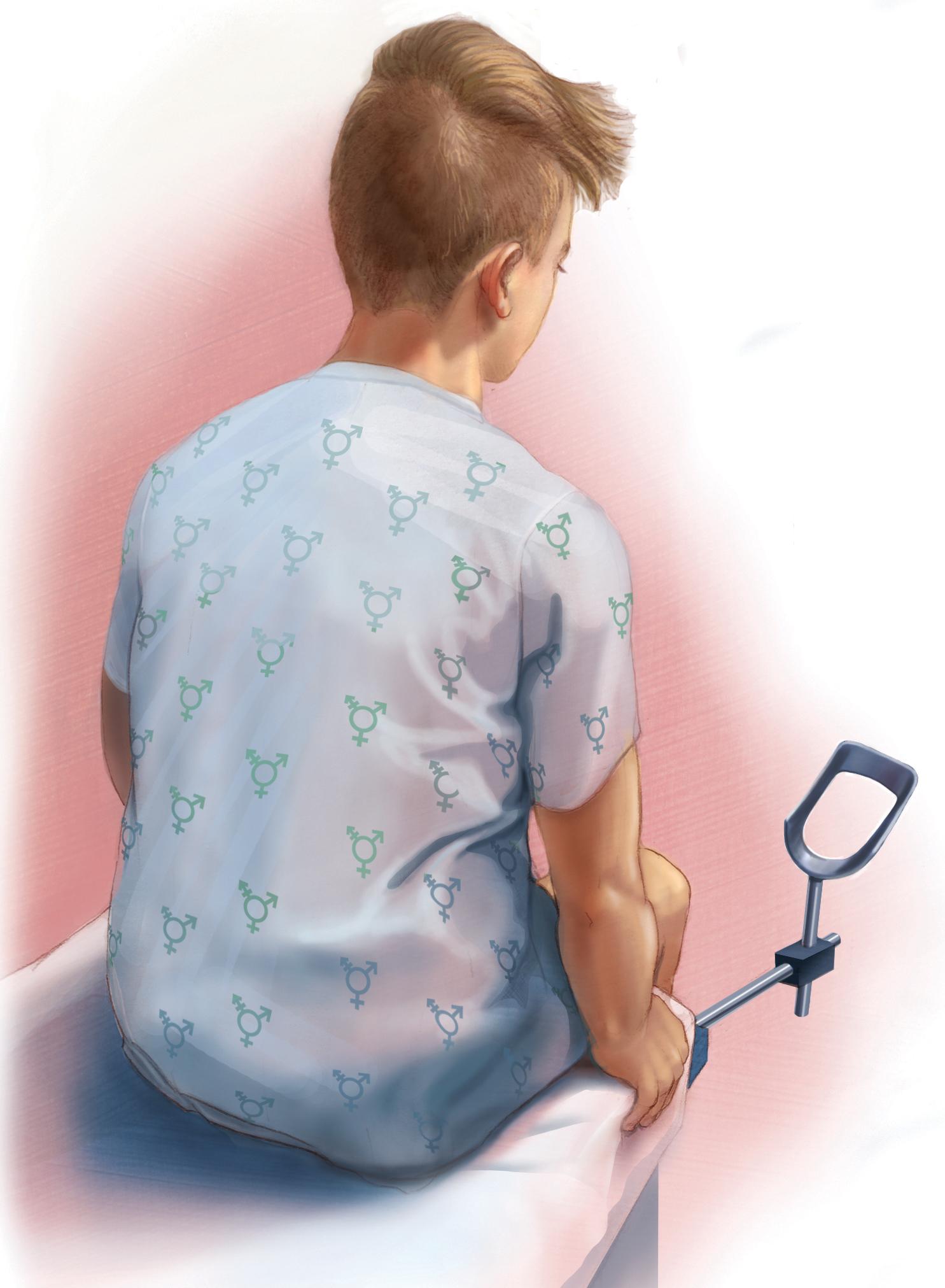 atención ginecológica hombre trans