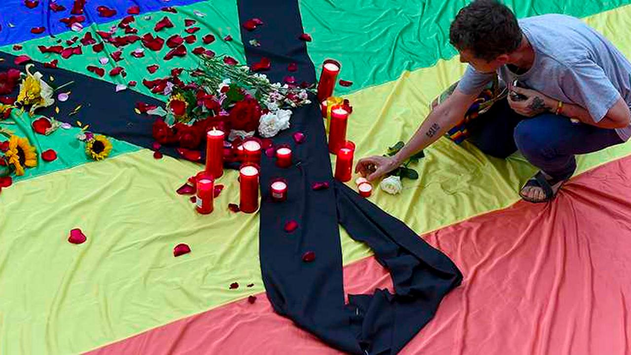 homicidio homofobia reforma código federal senadora rocio abreu