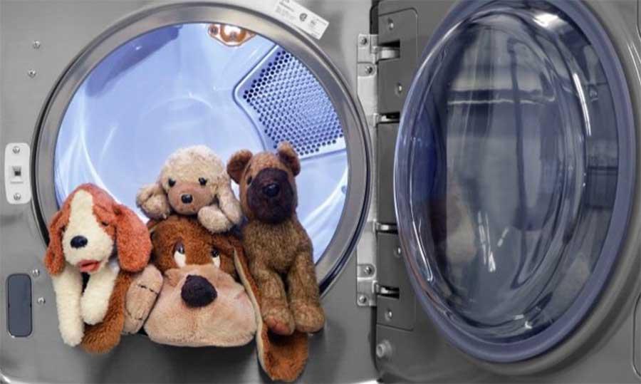 jueguetes lavar its peluche