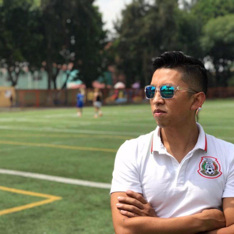 Iván Lara Asociación Nacional de Deporte LGBT+