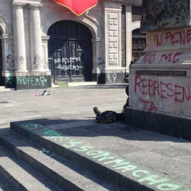 ley identidad genero edomex estado de mexico transodiantes feministas radicales protesta