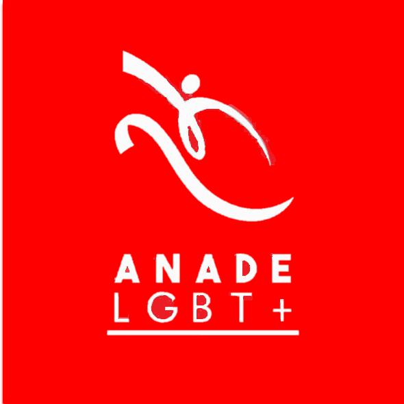 ANADE LGBT+ Logo
