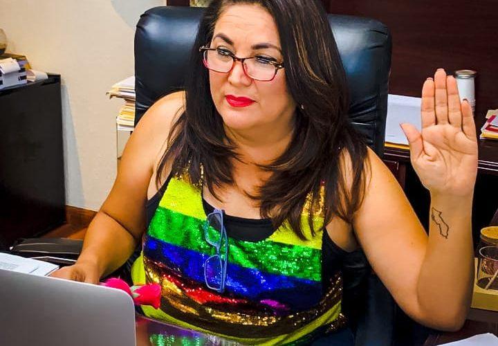 Diputada Miriam Cano