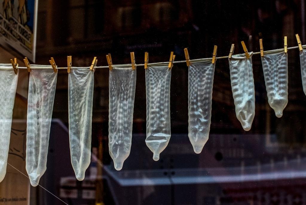 Mitos del condón