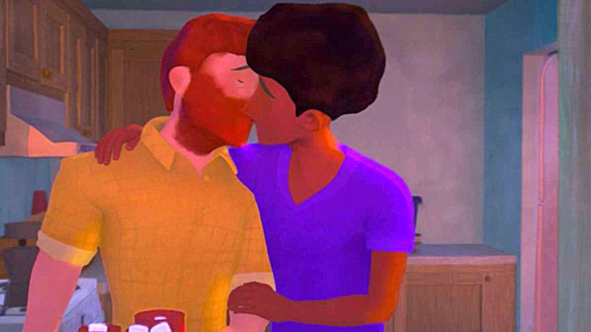 Out cortometraje LGBT