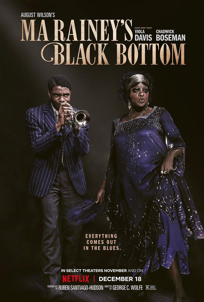 Ma Raineys Black Bottom películas LGBT+ nominadas a un Oscar en 2021