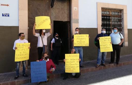 Protestan por la homofobia del alcalde de Guanajuato