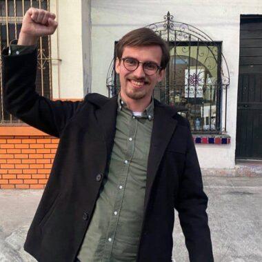 Roberto Alviso candidato gay