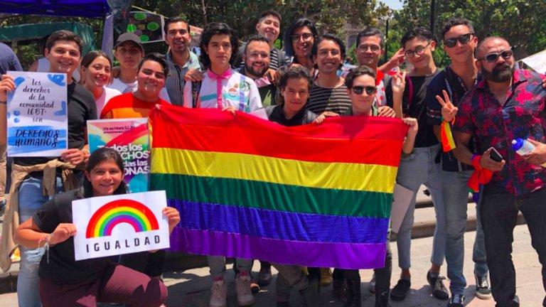 Estados que aprueban el matrimonio igualitario San Luis Potosí
