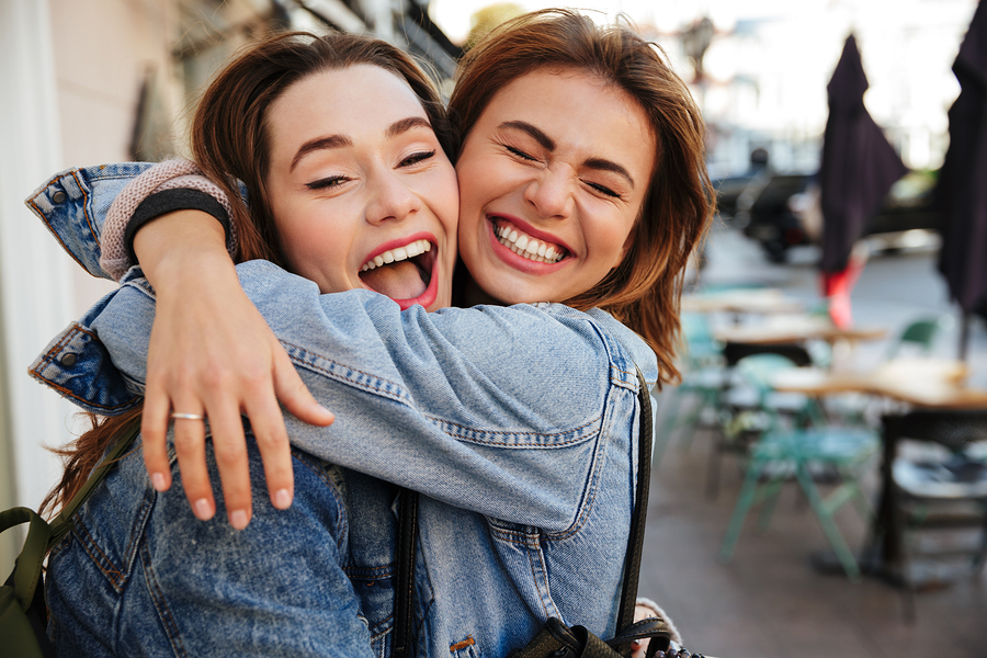 mejores amigas