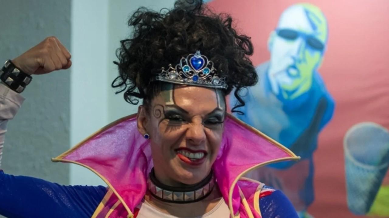 Supermana hace comentario transfóbico sobre Alejandra Bogue
