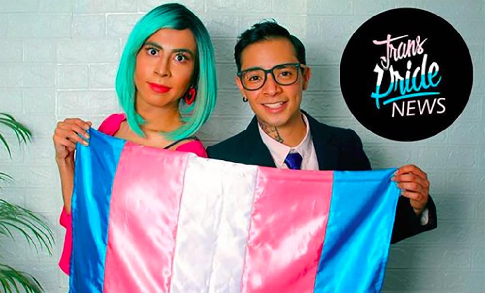 Trans Pride News