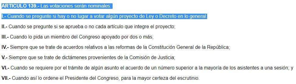 Votación secreta sobre matrimonio igualitario en Yucatán