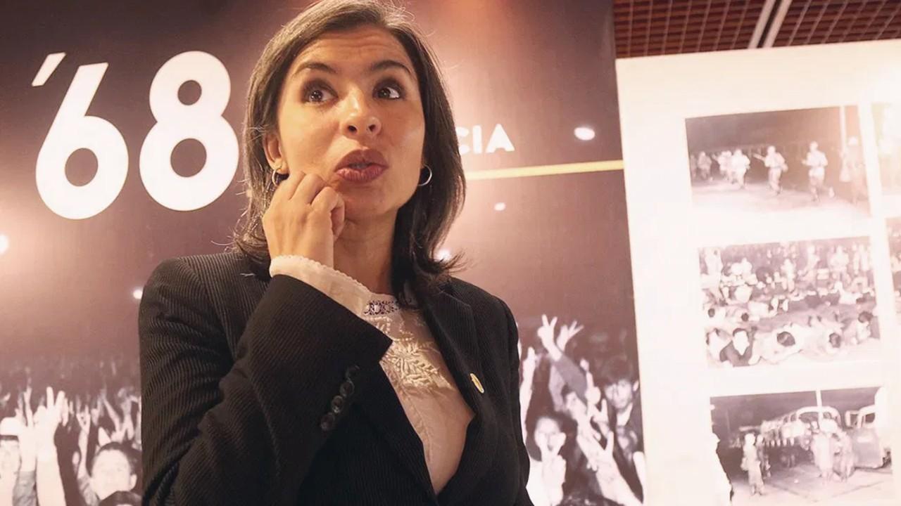Wendy Briceño diputada LGBT+