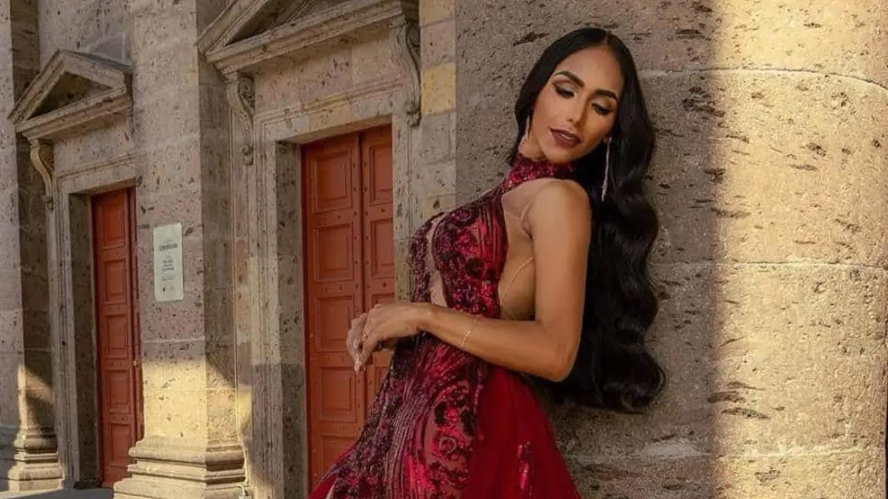 Alejandra Morales gana Miss Trans 2021