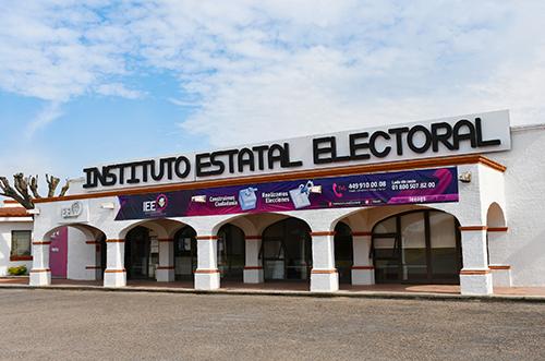 Instituto Estatal Electoral de Aguascalientes