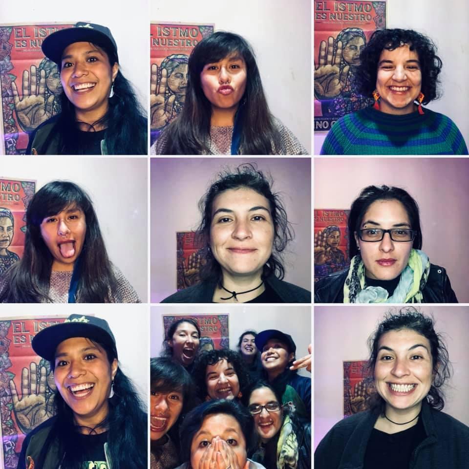 Chingona Sound colectiva feminista integrantes
