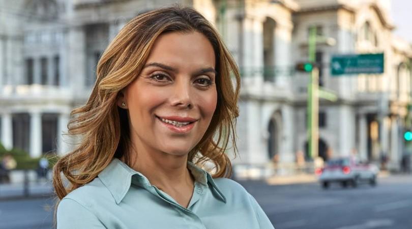 Detención de Diana Sánchez Barrios