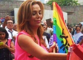 Diana Sánchez Barrios candidata trans