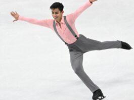 Donovan Carrillo patinador artístico