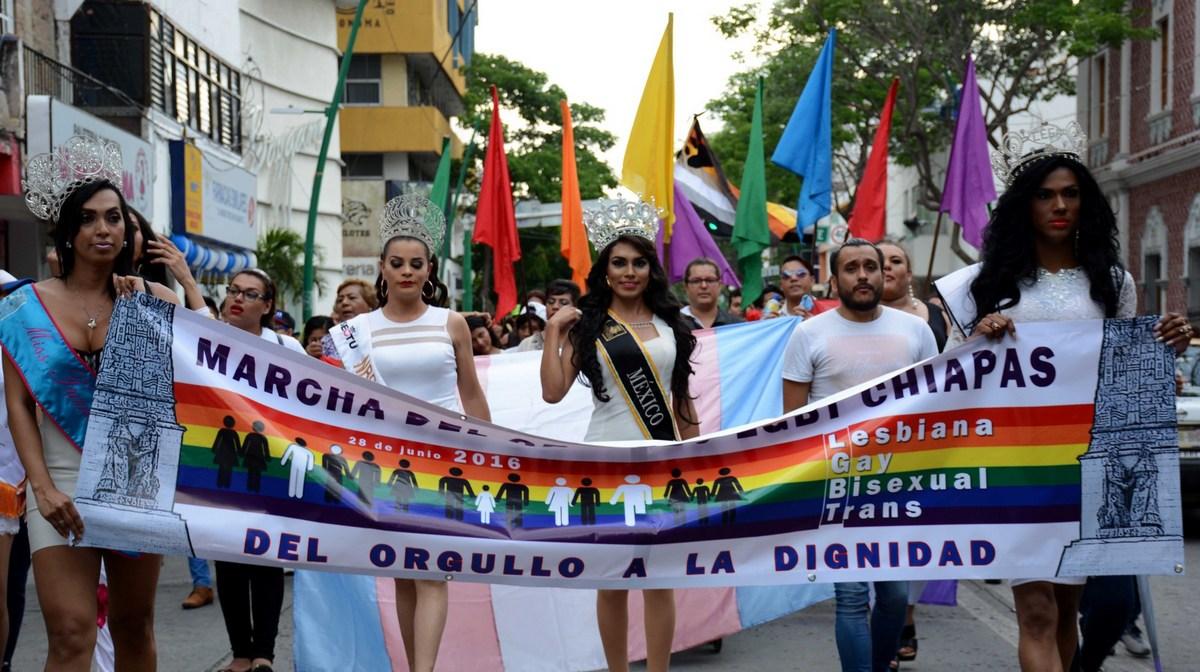 Chiapas estados cuotas candidaturas LGBT+