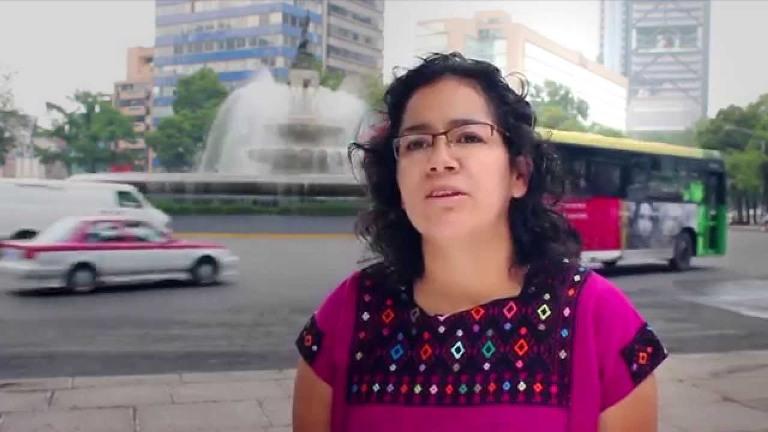 Lol Kin Castañeda mujeres LGBT+ activistas mexicanas
