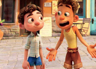 Luca Disney Gay