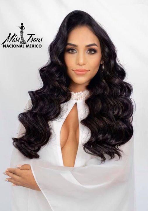 Alejandra Morales gana concurso Miss Trans