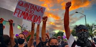 Quintana Roo estado LGBT+fóbico feminicida