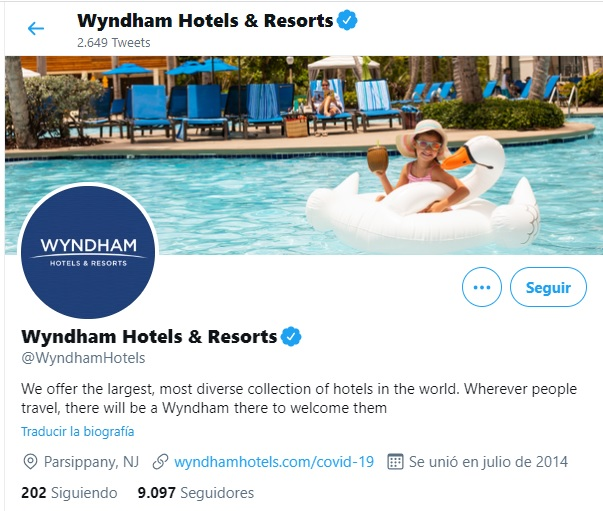 Wynfham Hotels & Resorts