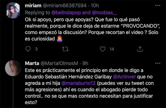ataque hombre trans twitter