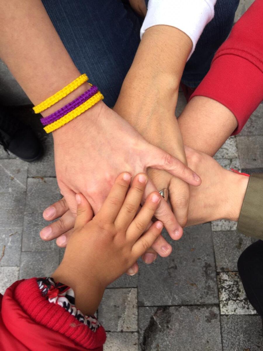 brújula intersexual organizaciín civil