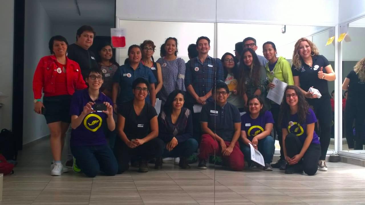 brújula intersexual organización méxico