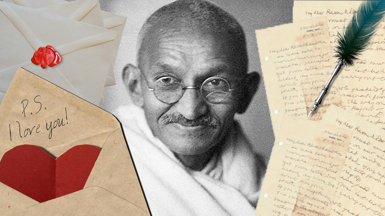 Mahatma Gandhi bisexual