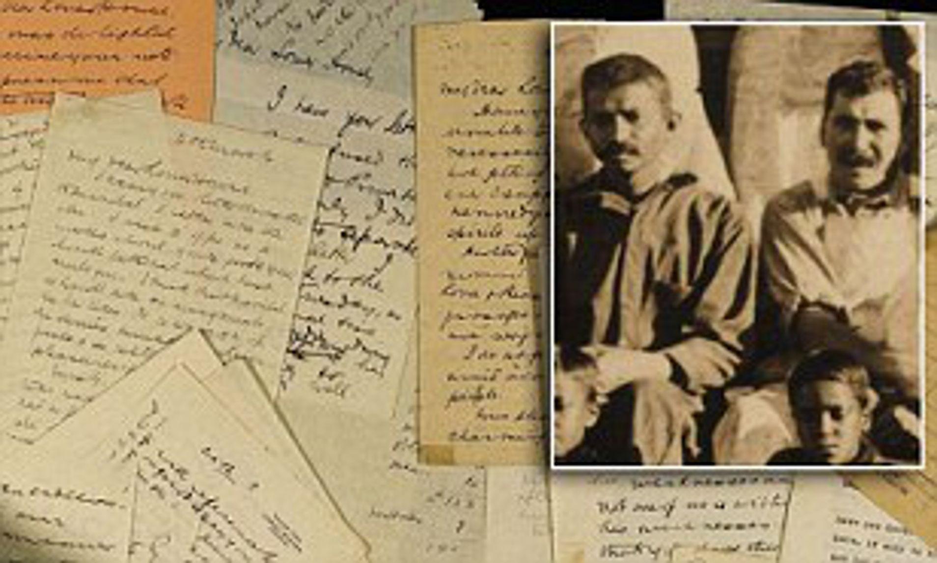 Mahatma Gandhi cartas de amor con otro hombre