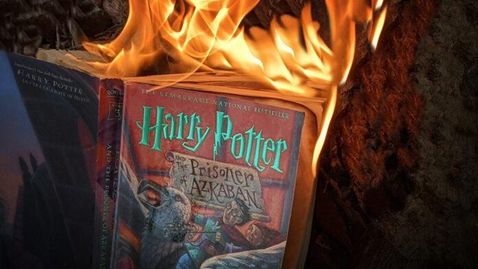 chica trans harry potter JK Rowling