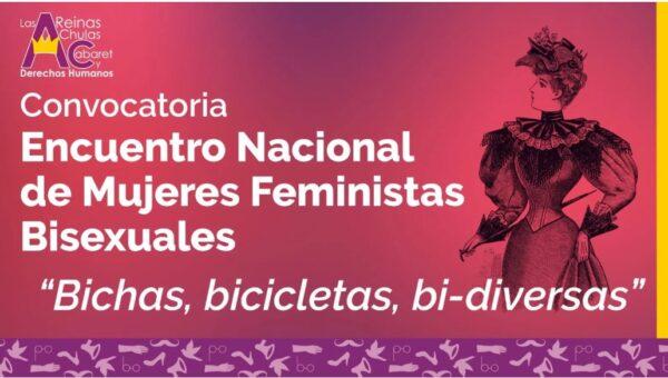 convocatoria encuentro nacional de mujeres feministas bisexuales las reinas chulas