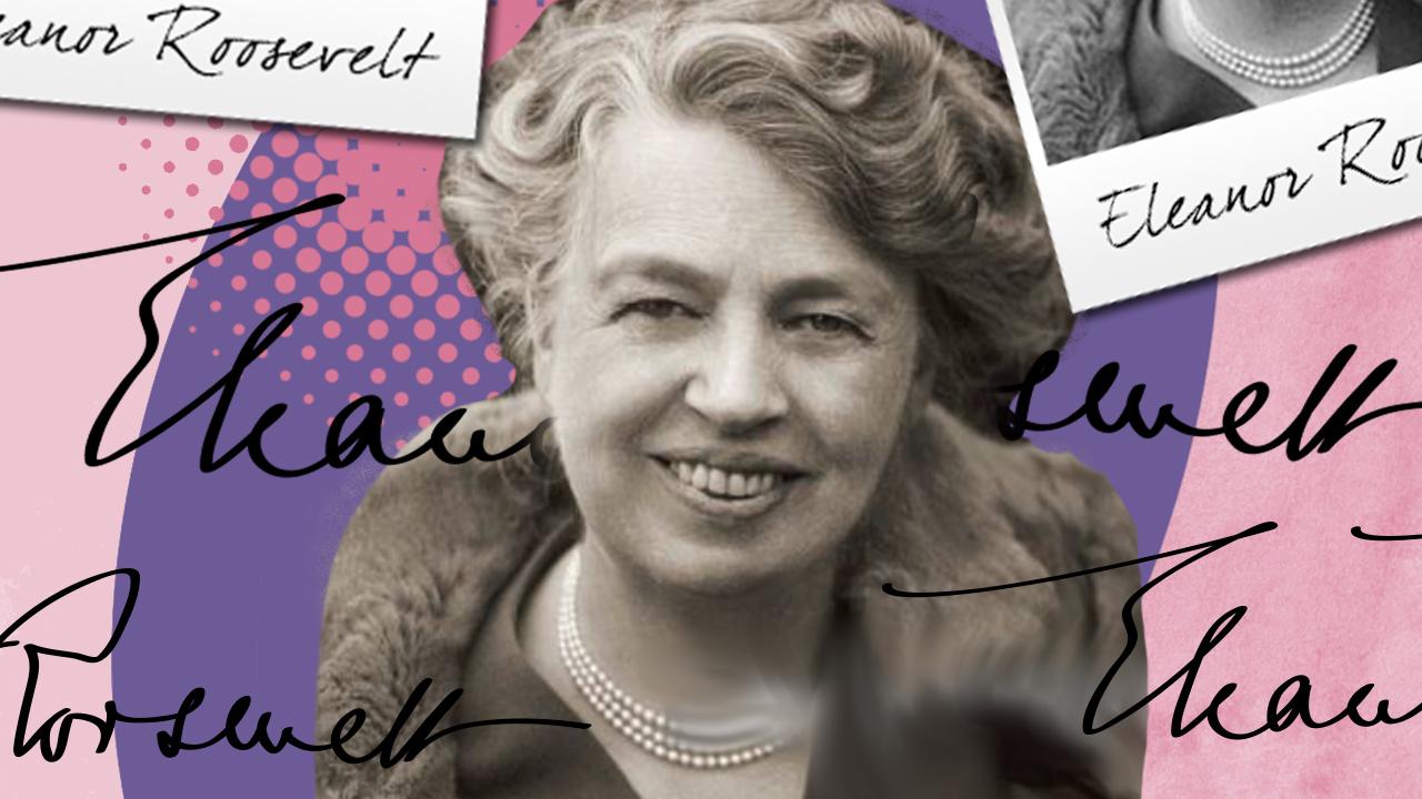 Eleanor Roosevelt primera dama bisexual
