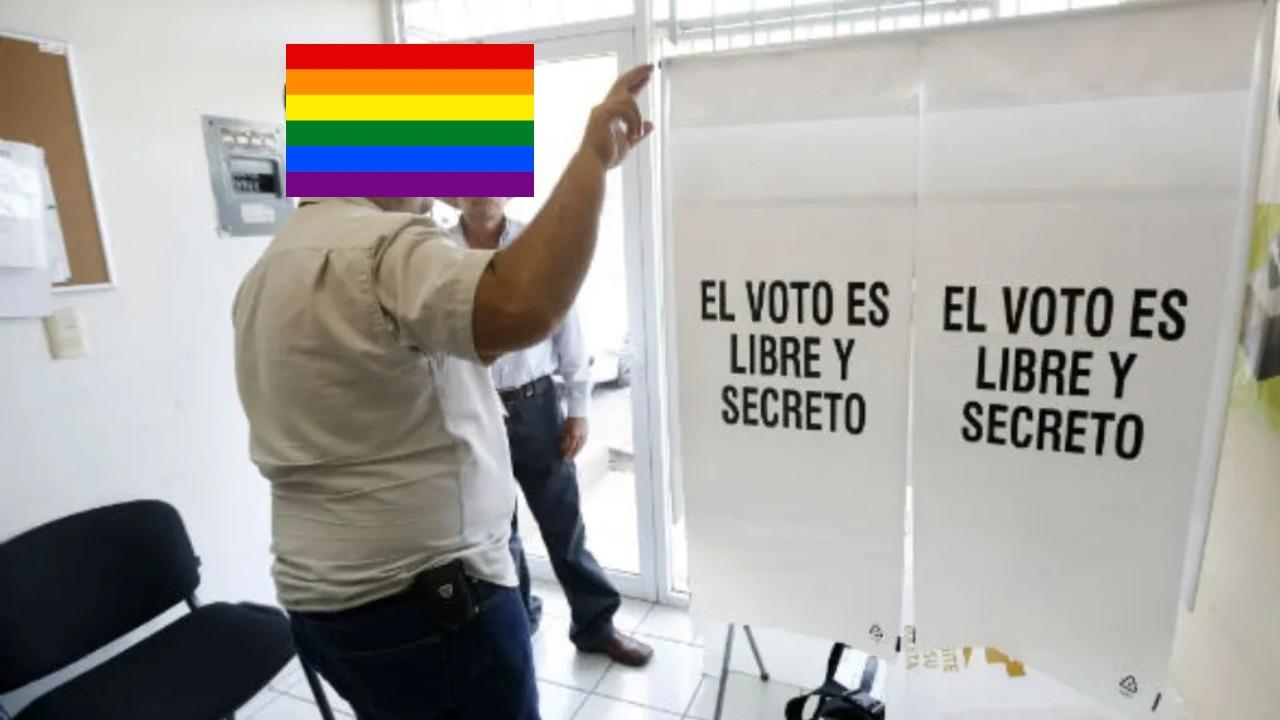 falsos candidatos LGBT+ en las elecciones 2021