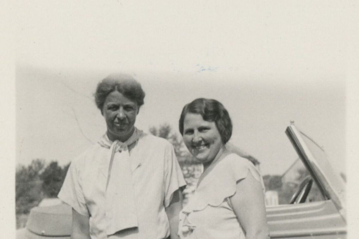 Eleanor Roosevelt bisexual